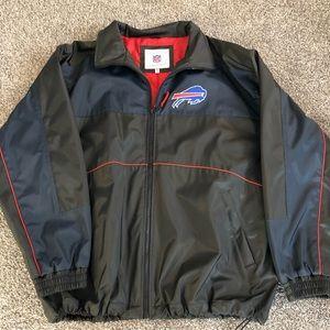 Men's Buffalo Bills Heavy Jacket - water resistant